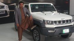 Sazgar to Launch a Range of BAIC Vehicles 4