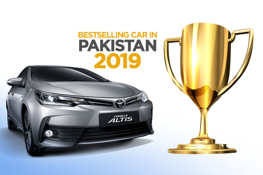 2019: Toyota Corolla Remained the Bestselling Car in Pakistan 9