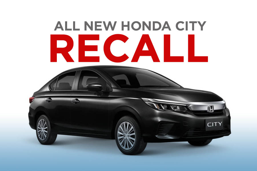 2020 Honda City Recalled In Thailand, Deliveries Halted 3