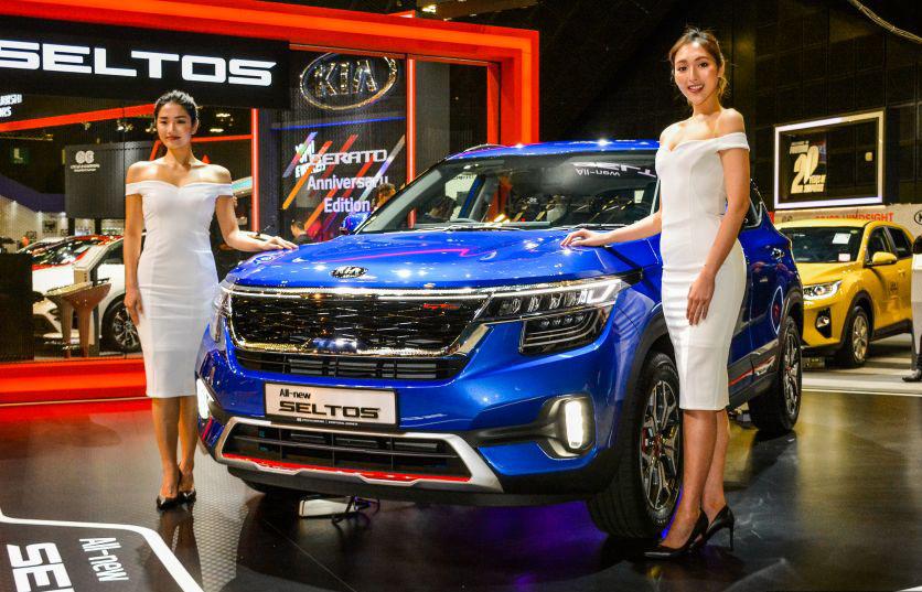 Kia Seltos Debuts at Singapore Motor Show 1