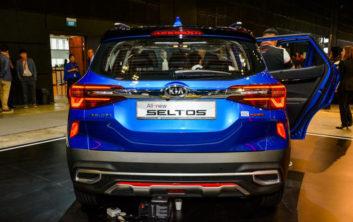 Kia Seltos Debuts at Singapore Motor Show 3