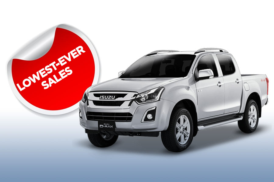 Isuzu D-Max Broke Its Own Lowest Sales Record 7