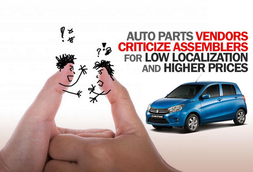 Auto Parts Vendors Criticize Assemblers for Low Localization & Higher Prices 10