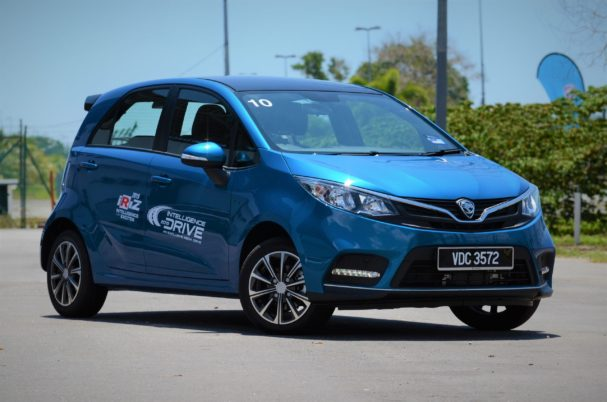 Brunei Becomes First Export Market for Updated Proton Cars 1