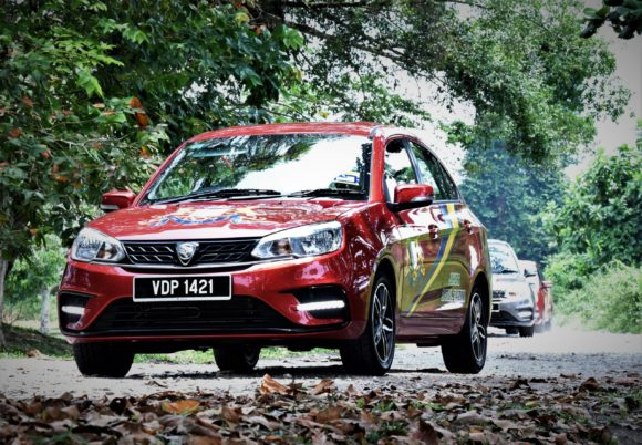 Brunei Becomes First Export Market for Updated Proton Cars 2