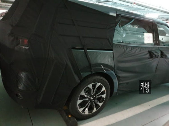 Next Generation Kia Carnival to Make its World Debut in April 3
