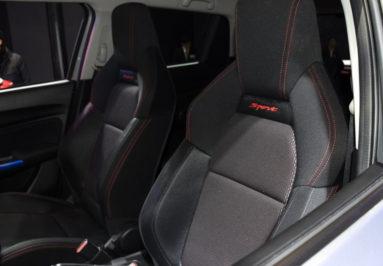 Suzuki Displays Swift Sport Katana Edition at Tokyo Auto Salon 9