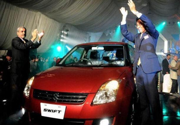 Will Pakistan Get the 4th gen Suzuki Swift? 2