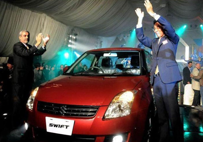 Pak Suzuki Planning to Unveil New Swift 2
