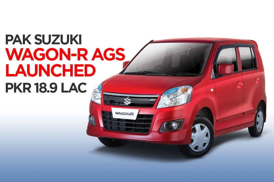 Pak Suzuki WagonR AGS Launched at PKR 18.9 Lac 4