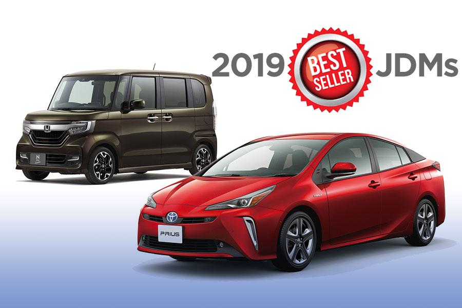 2019- Bestselling cars in Japan 4