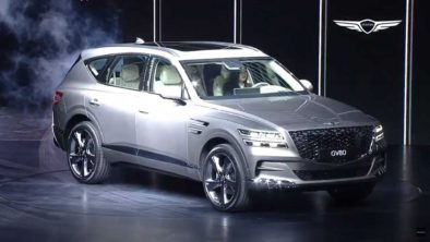 Hyundai Unveils GV80- First Genesis Luxury SUV 2