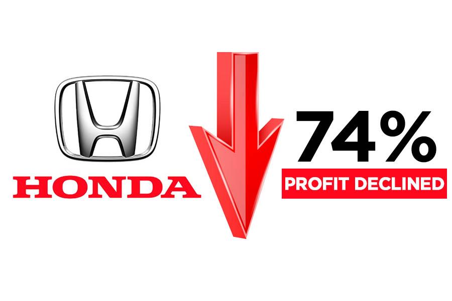 Honda Atlas Profit Declined by 74% 6