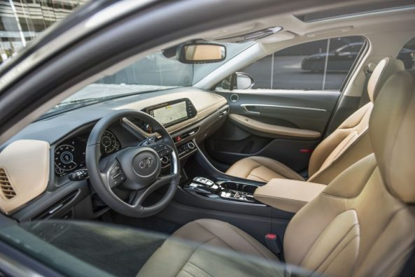 Hyundai Sonata and Palisade Win 2019 GOOD DESIGN Awards 6
