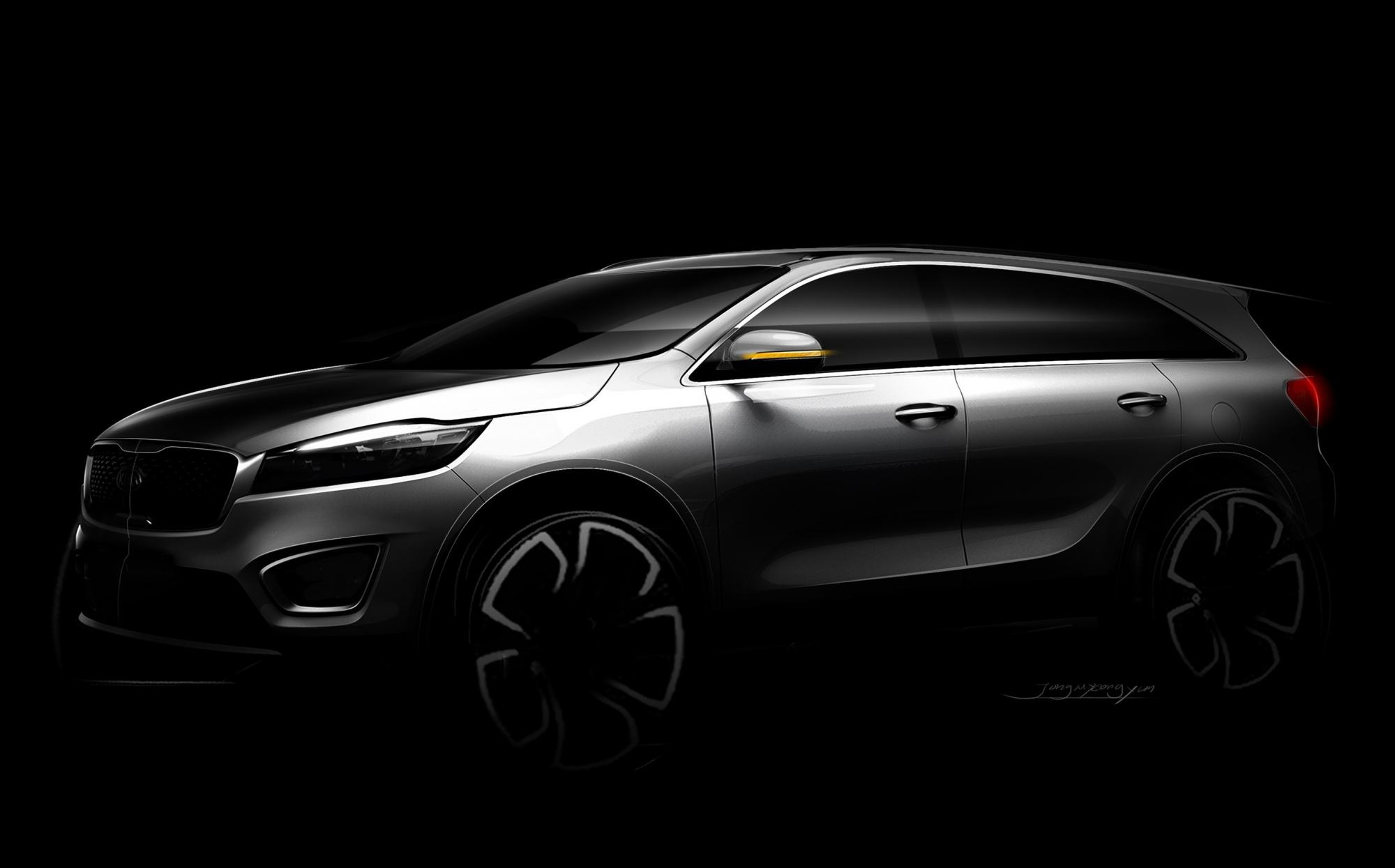 Next Generation Kia Carnival to Make its World Debut in April 9