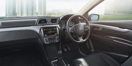 2020 Suzuki Ciaz Facelift to Launch in Thailand 2