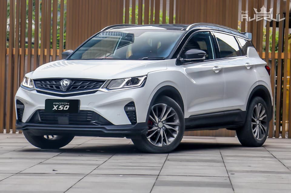 Proton to Launch its Second SUV- the X50 in Malaysia in 2020 3