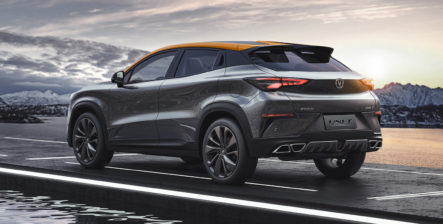 Changan to Unveil UNI-T Crossover SUV at 2020 Geneva Motor Show 3