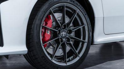 The 257hp Toyota GR Yaris Debuts 7