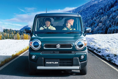 All New 2020 Suzuki Hustler Launched in Japan 2
