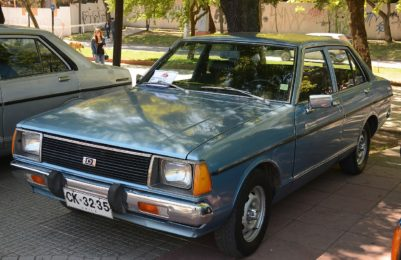 Remembering the Dependable Datsun 120Y 14