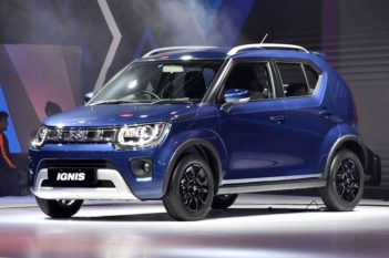 2020 Suzuki Ignis Facelift Launched in India from INR 4.89 Lac 7