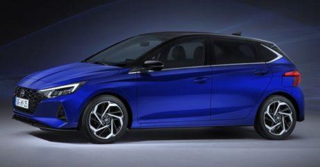 Hyundai i20 Official Photos Revealed Ahead of Geneva Debut 3