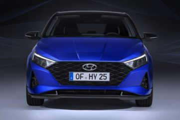 Hyundai i20 Official Photos Revealed Ahead of Geneva Debut 4