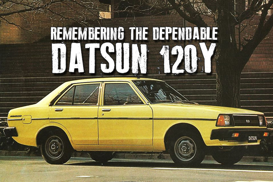 Remembering the Dependable Datsun 120Y 9
