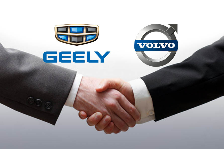 Geely and Volvo Planning for a Merger 1