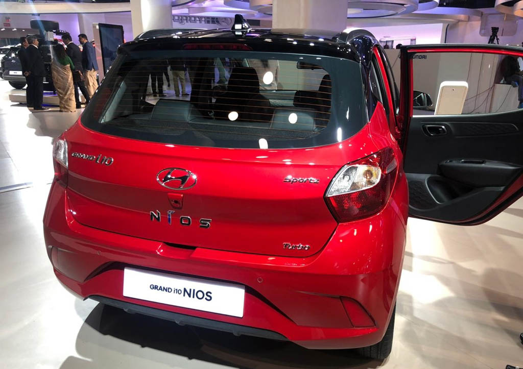 Hyundai Launches Grand i10 Nios Turbo in India Priced from INR 7.68 Lac 4