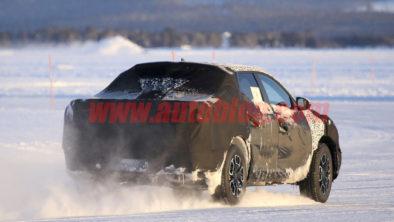 Hyundai Santa Cruz Pickup Caught Testing in Finland 3