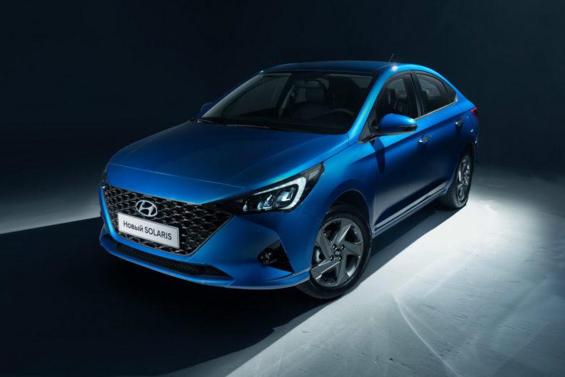 2020 Hyundai Verna (Solaris) Facelift Unveiled in Russia 9