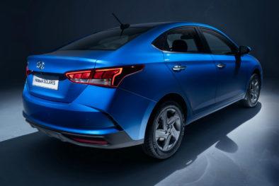 2020 Hyundai Verna (Solaris) Facelift Unveiled in Russia 10