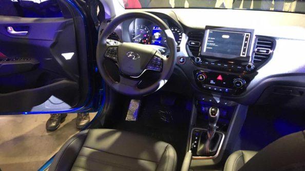 2020 Hyundai Verna (Solaris) Facelift Unveiled in Russia 7