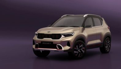 Kia Sonet Concept Debuts at Auto Expo 2020 4