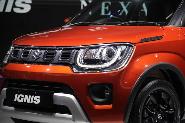 2020 Suzuki Ignis Facelift Launched in India from INR 4.89 Lac 1
