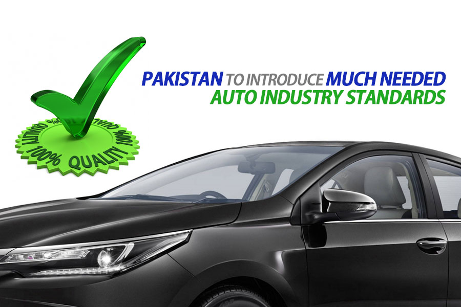 Pakistan to Introduce Much Needed Auto Industry Standards 5