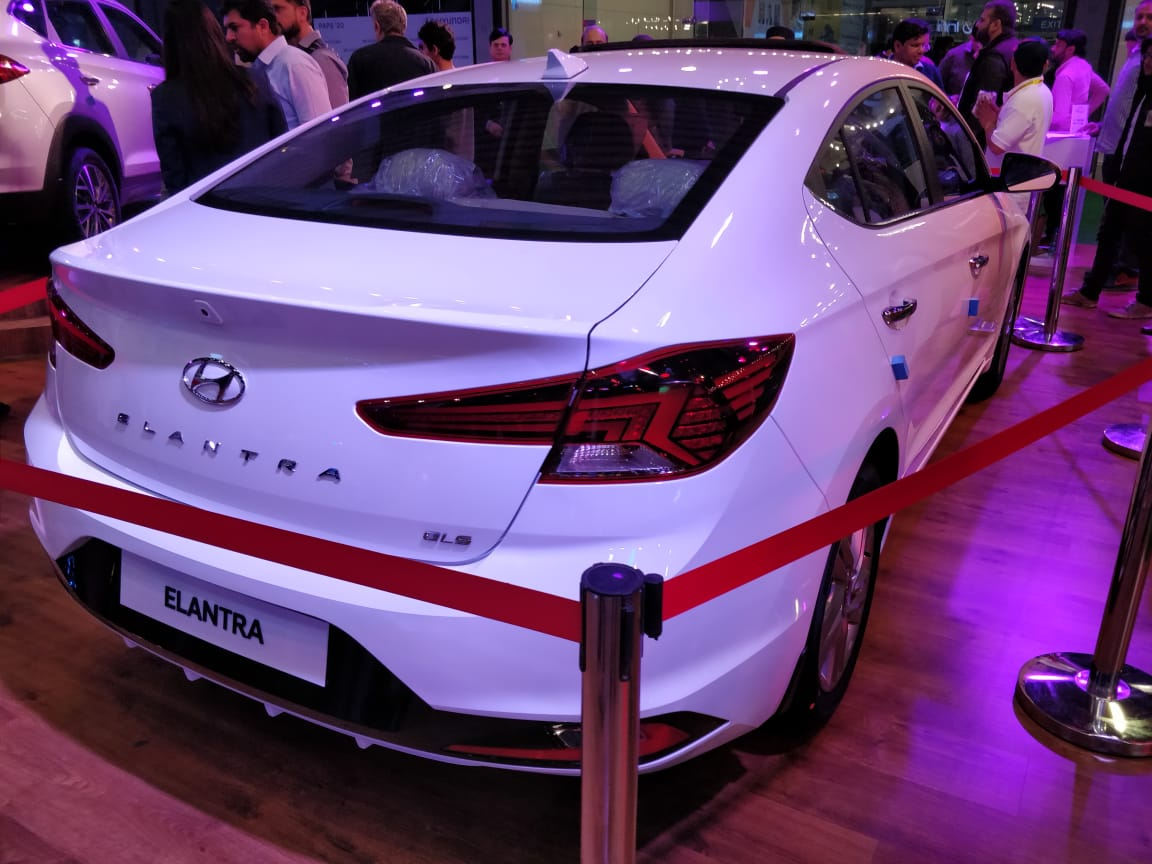 Pakistan-Bound Hyundai Elantra and Tucson will be Obsolete Before Launch 4