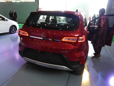 Sazgar Displays BAIC Vehicles at PAPS 2020 7