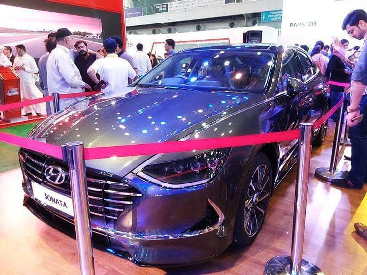 Hyundai Sonata Unveiled at PAPS 2020 1