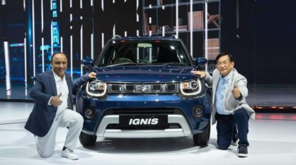 2020 Suzuki Ignis Facelift Launched in India from INR 4.89 Lac 6