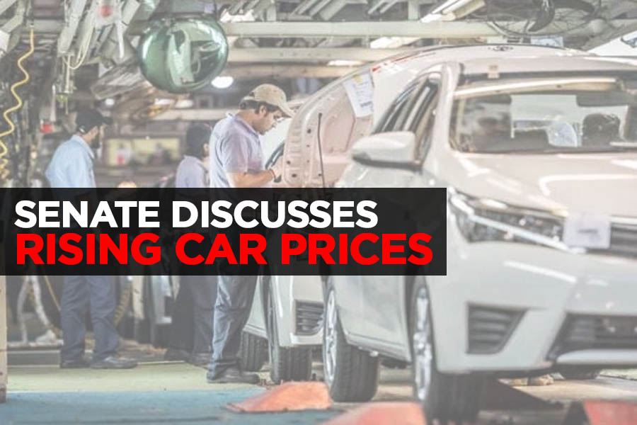 Senate Discusses Rising Car Prices 6