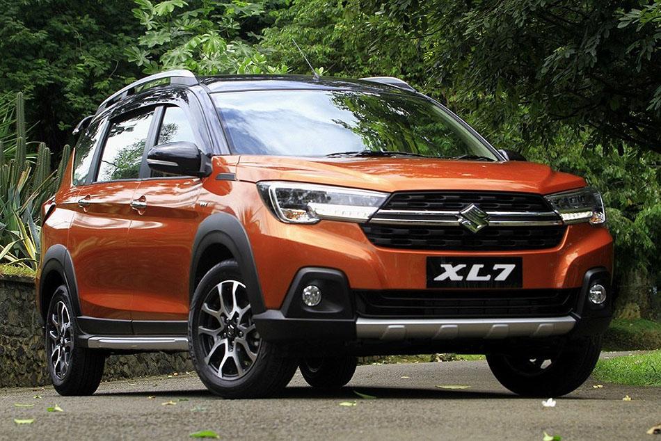 Suzuki XL7 Launched in Indonesia 2
