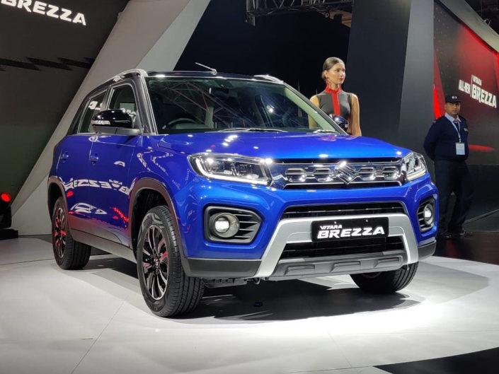 Maruti Launches 2020 Vitara Brezza Facelift Priced from INR 7.34 Lac 1