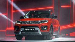 Maruti Launches 2020 Vitara Brezza Facelift Priced from INR 7.34 Lac 7