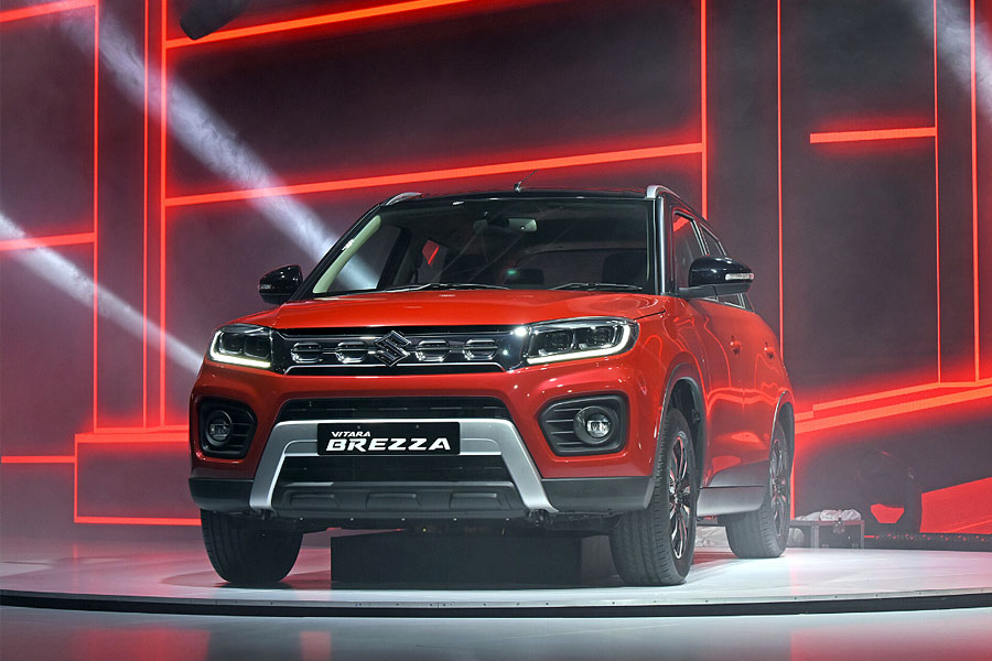 Maruti Launches 2020 Vitara Brezza Facelift Priced from INR 7.34 Lac 2