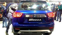 Maruti Launches 2020 Vitara Brezza Facelift Priced from INR 7.34 Lac 4