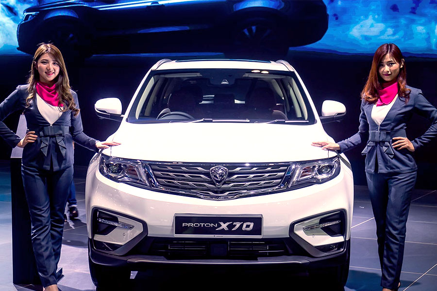 2020 Proton X70 to get 7-Speed DCT 2