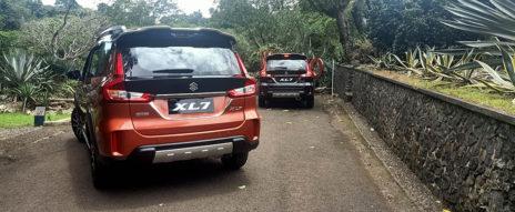 Suzuki XL7- The Honda BR-V Rival 10